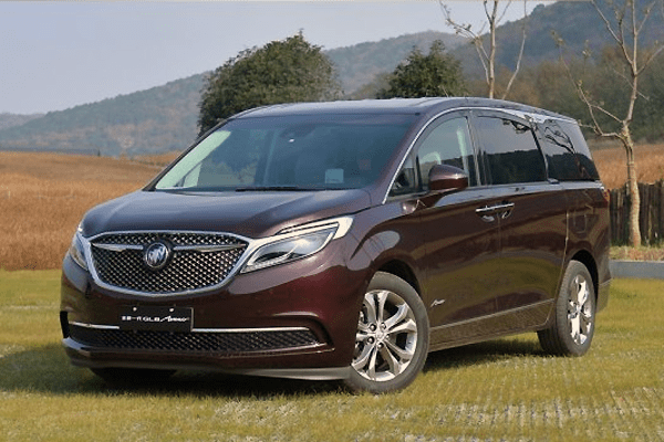 buick gl8 china auto sales figures rh carsalesbase com 2000 Buick GL8 2018 Buick GL8 Interior