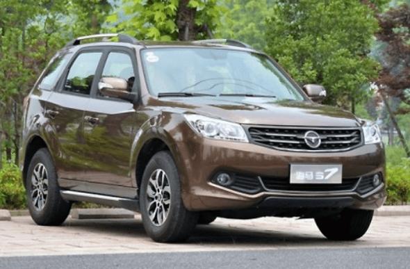 Auto-sales-statistics-China-Haima_S7-SUV