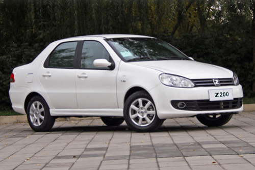 Auto-sales-statistics-China-Zotye_Z200-sedan