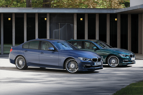Alpina B3s D3 European Sales Figures