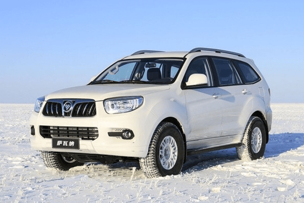 Auto-sales-statistics-China-Foton_Sauvana-SUV