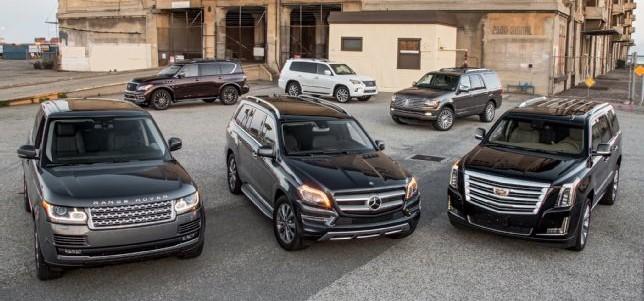 US Premium SUV Large