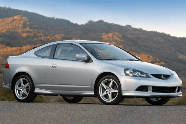 acura rsx us car sales figures