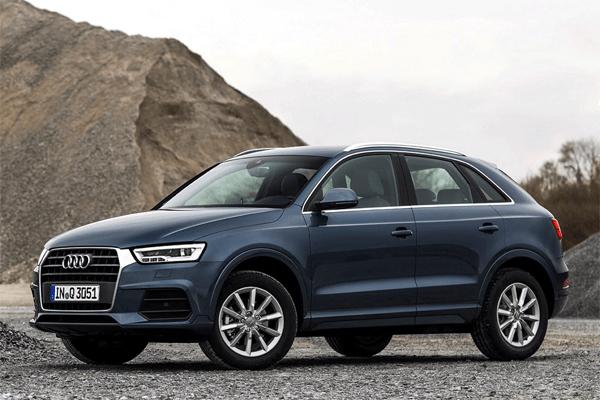 Audi Q US Car Sales Figures - Audi car sales