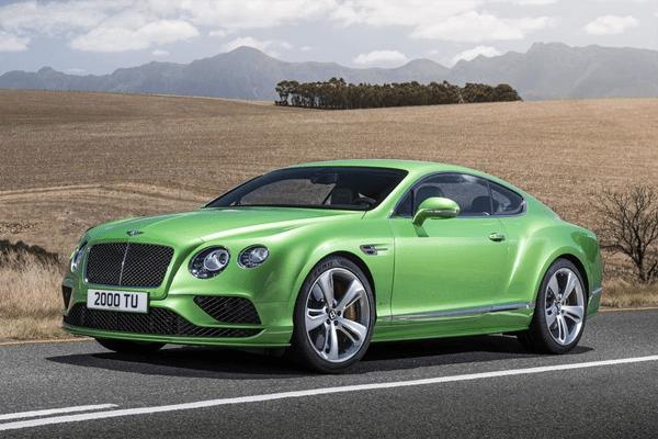Bentley car sales