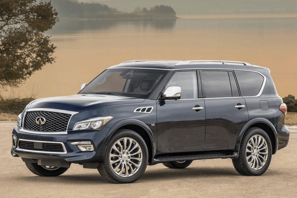 Infiniti Qx80 For Sale >> Infiniti Qx80 Qx56 Us Car Sales Figures