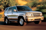 Isuzu_Trooper-US-car-sales-statistics