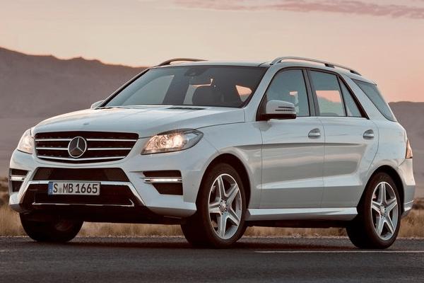 mercedes benz m class us car sales figures - Mercedes Suv 2015 M Class