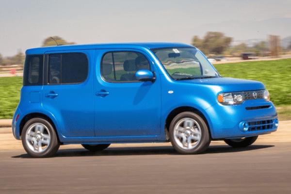 nissan cube us car sales figures