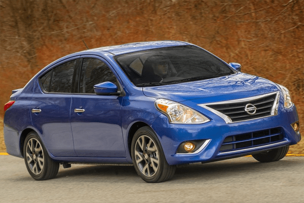 nissan versa and versa note us car sales figures