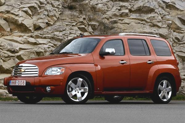 Chevrolet-HHR-auto-sales-statistics-Europe