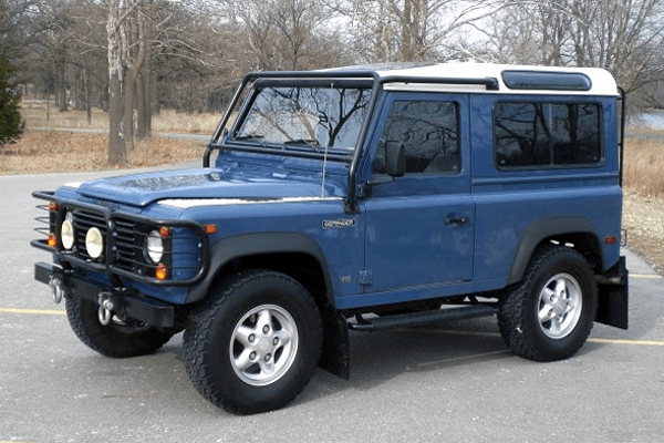 Land Rover Defender Us Car Sales Figures