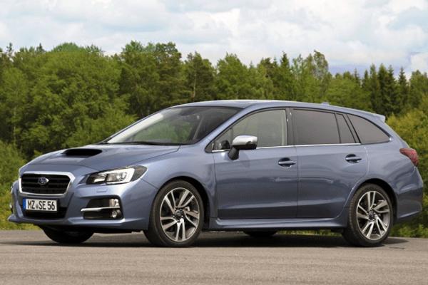 Subaru Levorg European Sales Figures