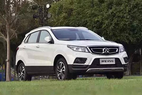 Auto-sales-statistics-China-BAIC-Senova_X55-SUV