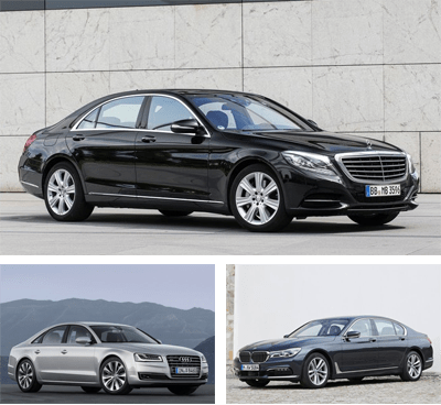 Limousine-segment-European-sales-2015-Mercedes_Benz_S_Class-Audi_A8-BMW_7_series