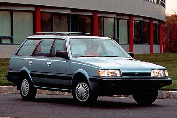 Subaru Leone Loyale Us Car Sales Figures