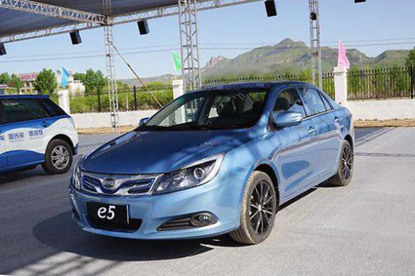 Auto-sales-statistics-China-BYD_E5-EV