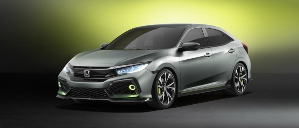 Honda Civic Hatch Concept