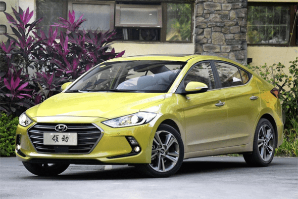 Auto-sales-statistics-China-Hyundai_Elantra_Lingdong-sedan