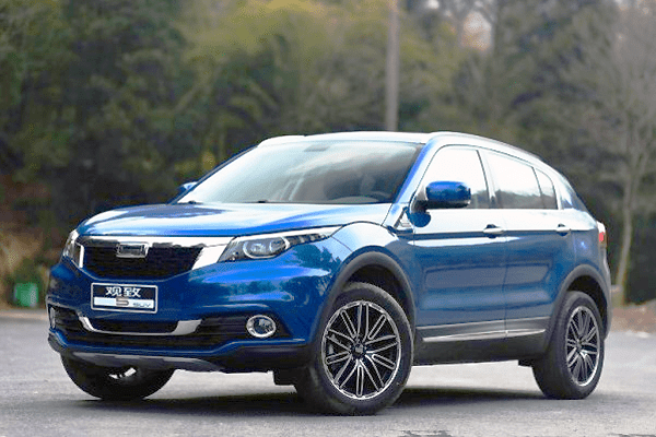 Auto Sales Data Today: Qoros 5 SUV China Auto Sales Figures