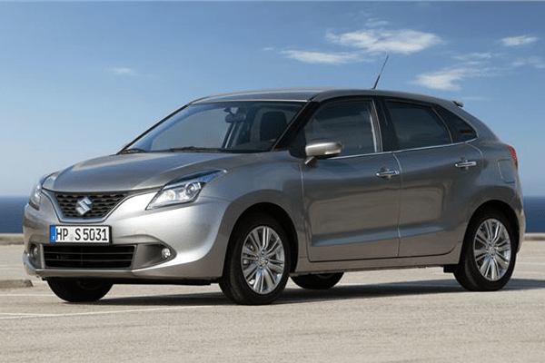 Us Auto Sales >> Suzuki Baleno European sales figures