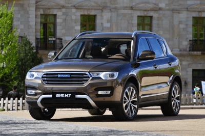 Auto-sales-statistics-China-Haval_H7-SUV