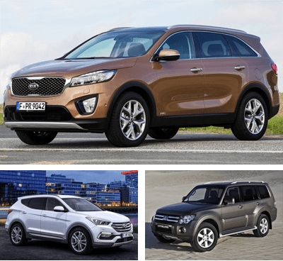 Large_SUV-segment-European-sales-2016_Q1-Kia_Sorento-Hyundai_Santa_Fe-Mitsubishi_Pajero