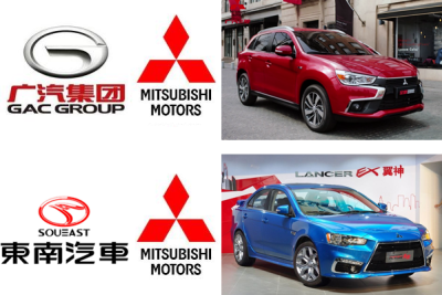 GAC_Mitsubishi_ASX-Soueast_Mitsubishi_Lancer_EX