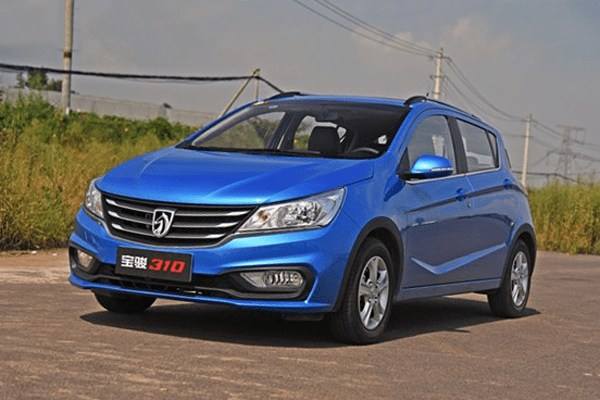 Auto-sales-statistics-China-Baojun_310-hatchback