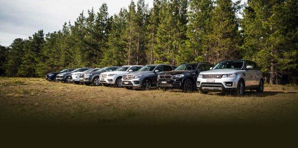 US Large Premium SUV