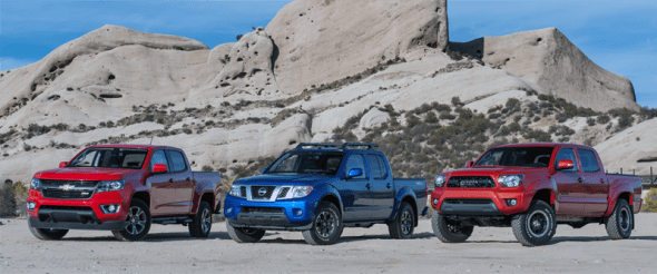 US-sales-small_pickup_truck-segment-2016-Chevrolet_Colorado-Nissan_Frontier-Toyota_Tacoma