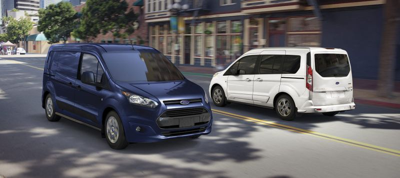 US small van segment