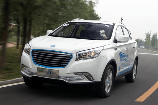 Auto-sales-statistics-China-Hawtai_XEV260-EV-SUV