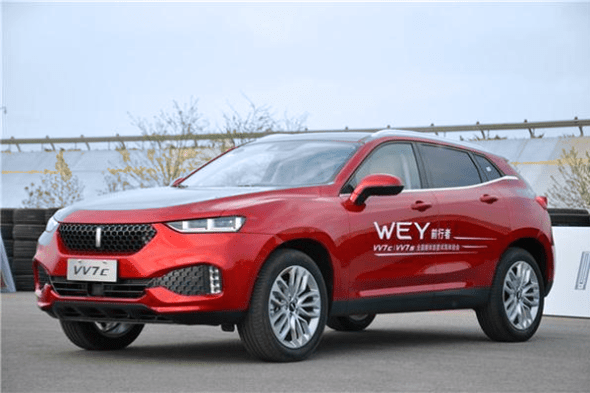 Auto-sales-statistics-China-Wey_VV7-SUV