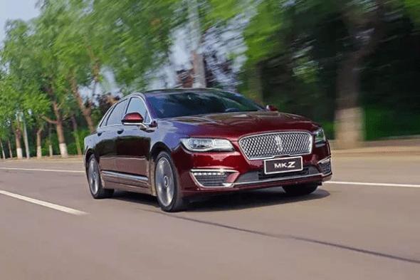 Auto-sales-statistics-China-Lincoln_MKZ-sedan