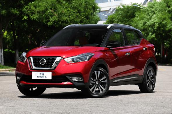 Auto-sales-statistics-China-Nissan_Kicks-SUV