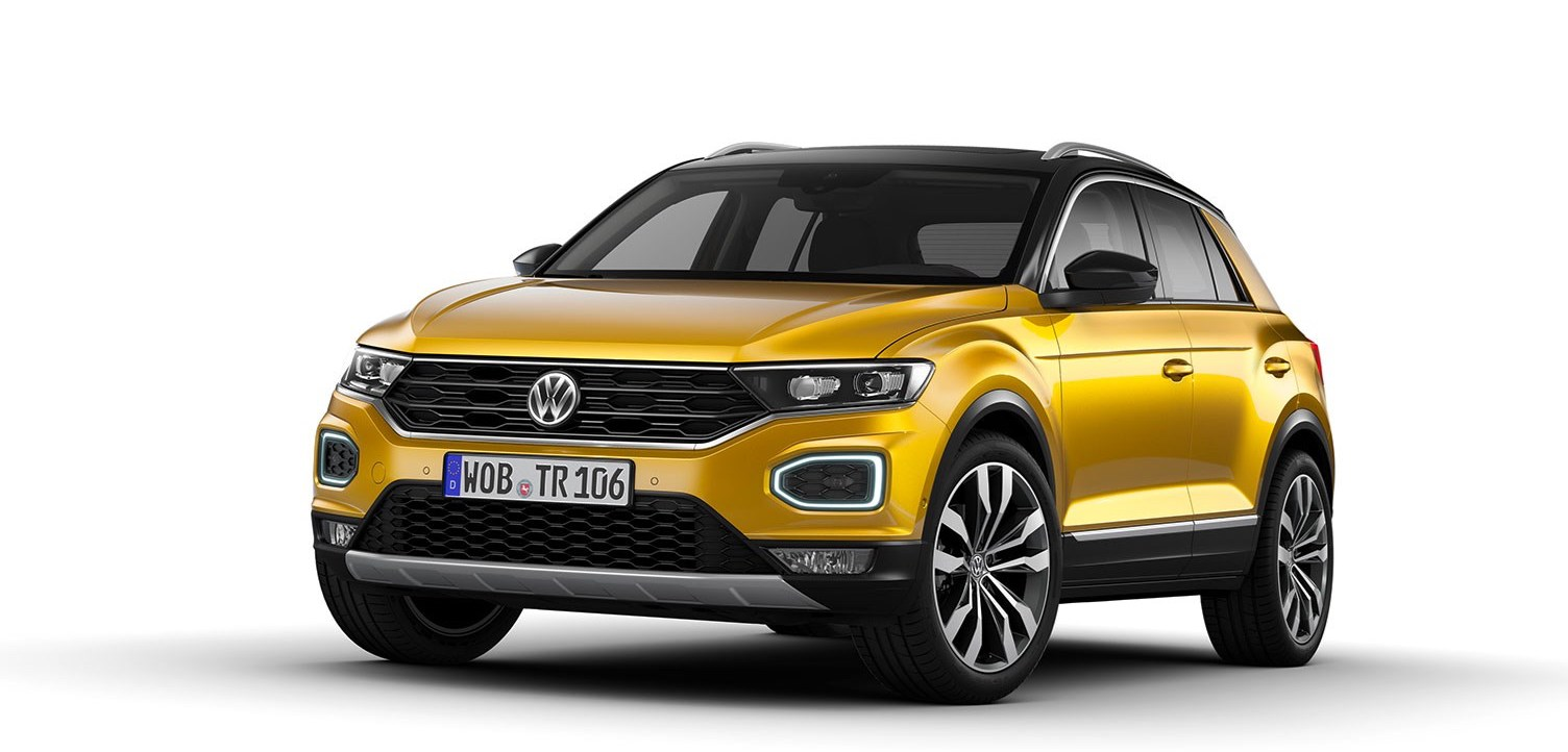 vw releases new t roc will it be a success w poll. Black Bedroom Furniture Sets. Home Design Ideas