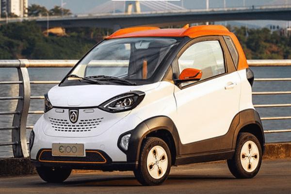 Auto-sales-statistics-China-Baojun_E100-EV