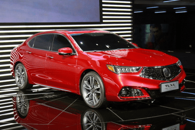 Auto-sales-statistics-China-Acura_TLX_L-sedan