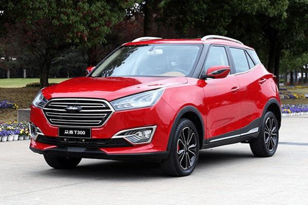 Auto-sales-statistics-China-Zotye_T300-SUV