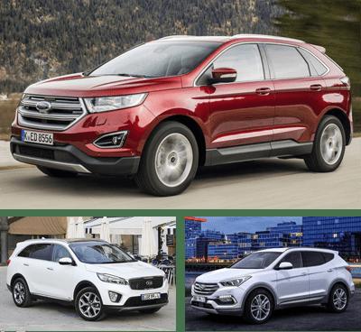 Large_SUV-segment-European-sales-2017_Q3-Ford_Edge-Kia_Sorento-Hyundai_Santa_Fe