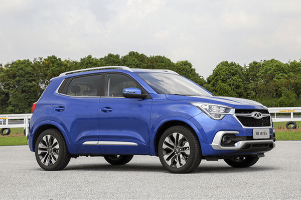 Chery Tiggo 5x China Auto Sales Figures