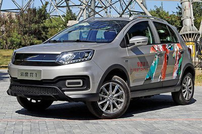 Auto-sales-statistics-China-Yudo_Pi1-crossover
