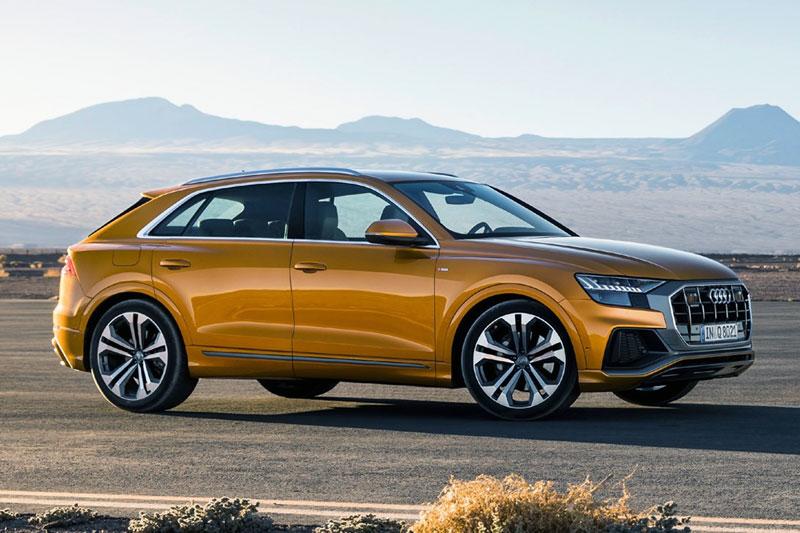 Audi Q8 Us Car Sales Figures