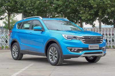 Auto-sales-statistics-China-Jetour_X70-SUV