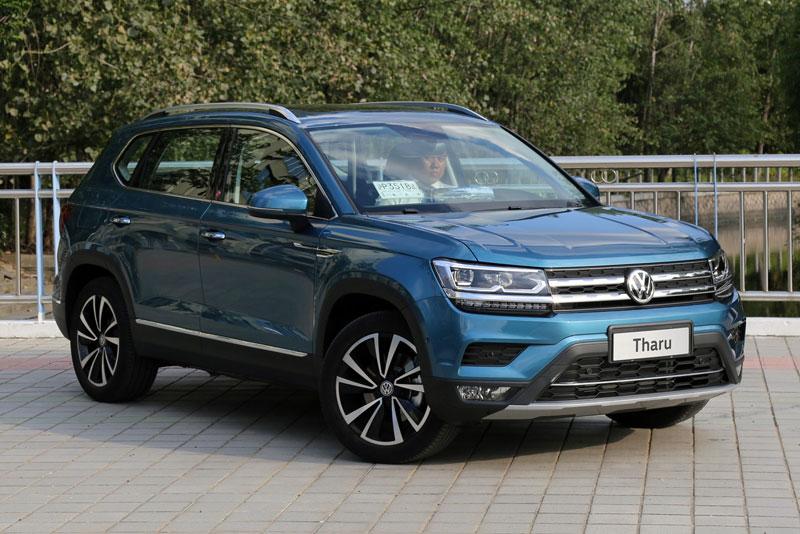 Auto-sales-statistics-China-Volkswagen_Tharu-SUV