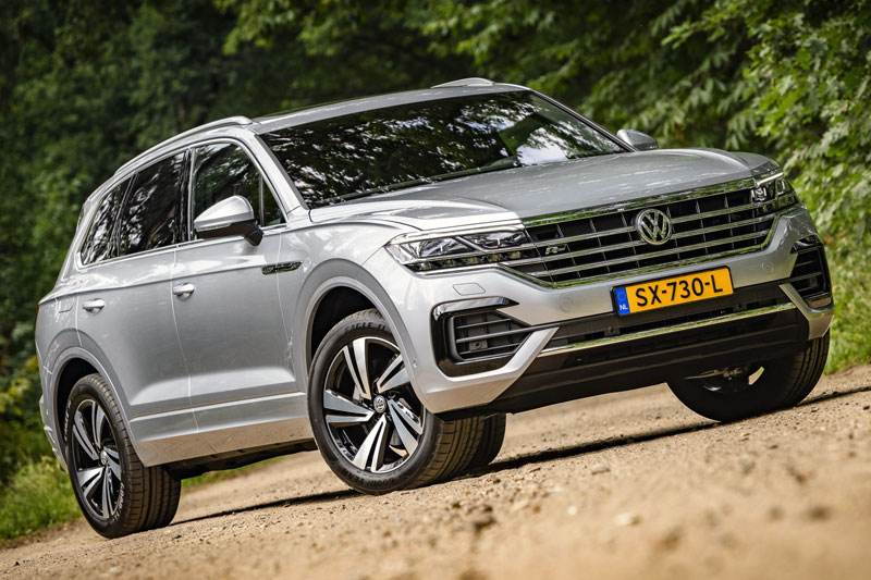 Auto Sales Europe Data: Volkswagen Touareg European Sales Figures