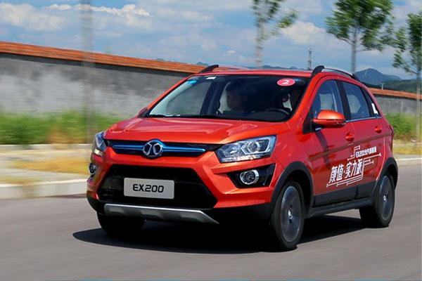 Auto-sales-statistics-China-BAIC_EX_Series-EV
