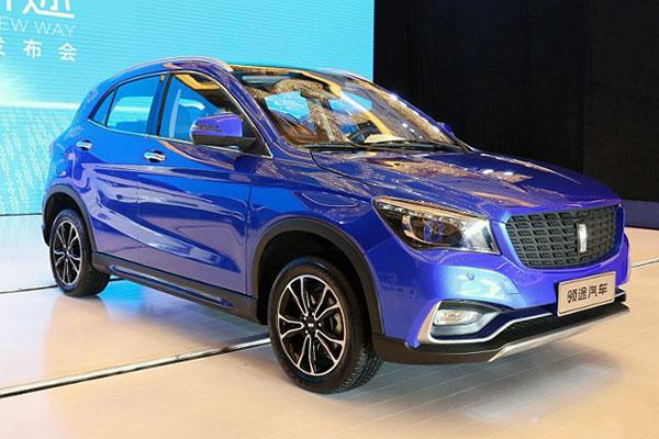 Auto-sales-statistics-China-Link_Tour-K_ONE-SUV