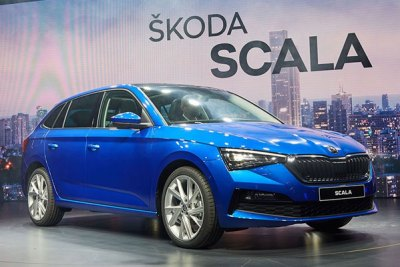 Skoda_Scala-European-car-sales-analysis-2018